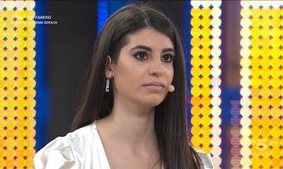bella concorrente Erika Martino Avanti Un Altro 29 aprile