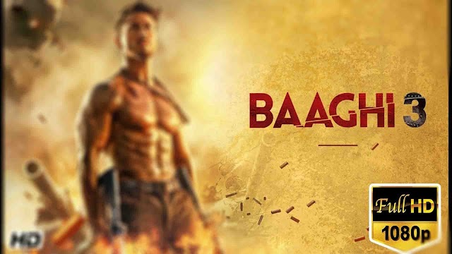 Baaghi 3 Full Movie Leaked On Tamilrockers For Free Download