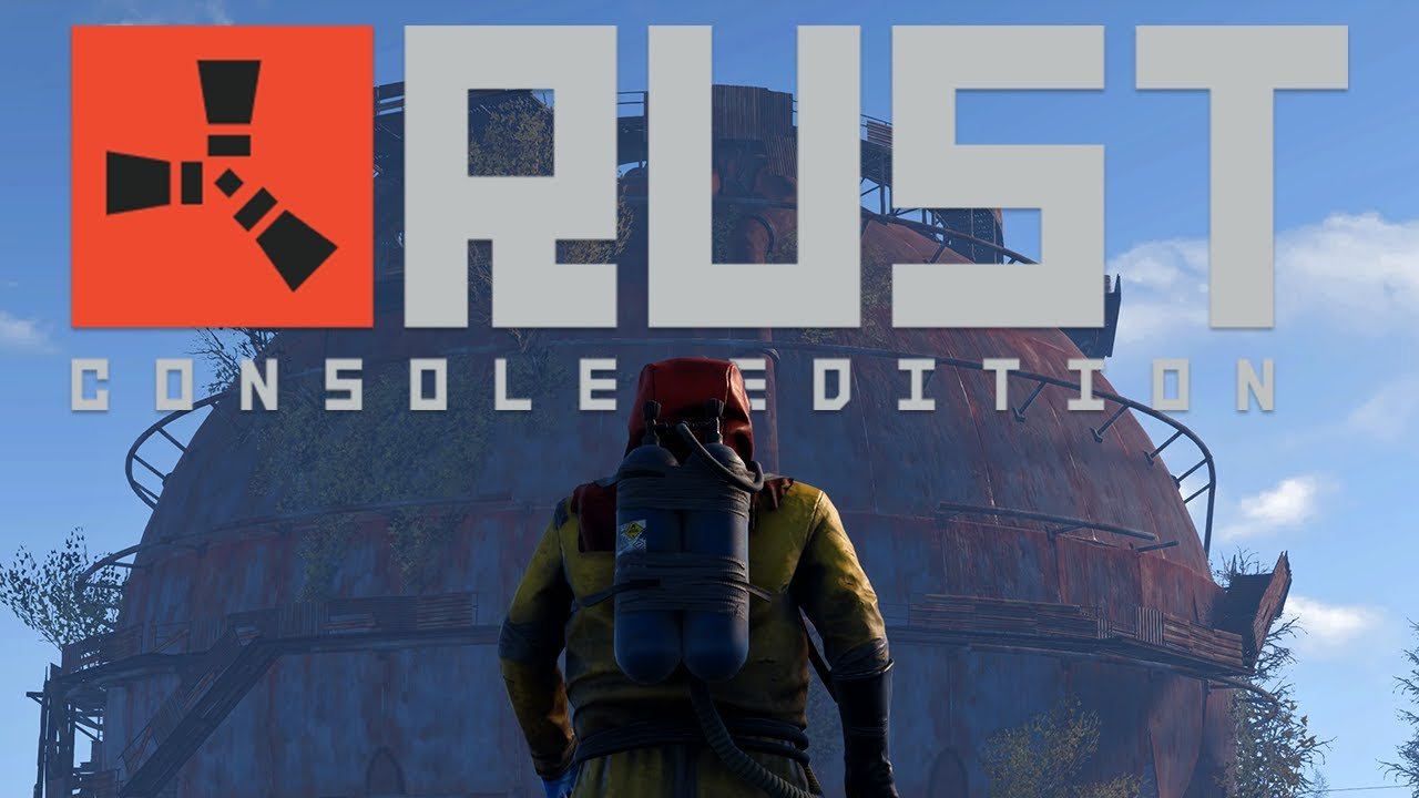 Brutal Survival Game Rust Set To Arrive On PlayStation 4 and Xbox One Spring 2021