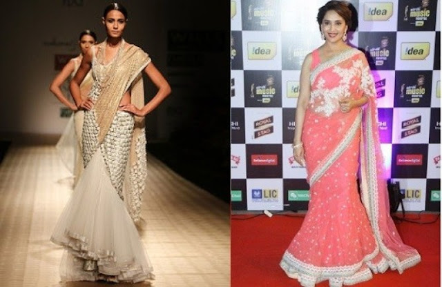 How To Wear Saree: Trendy Saree Wearing Styles