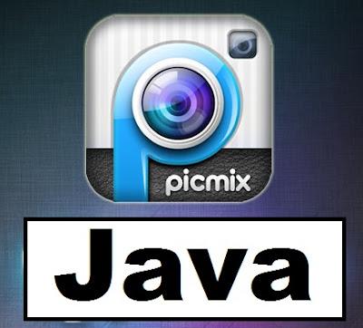 Picmix on Java