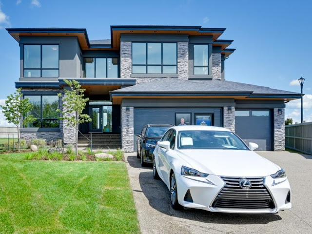 Rumah Impian Ini Didapatkan Dengan Memenangkan Undian Lotere