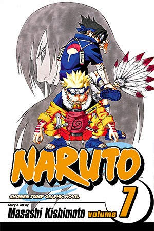 Naruto Tomo 7