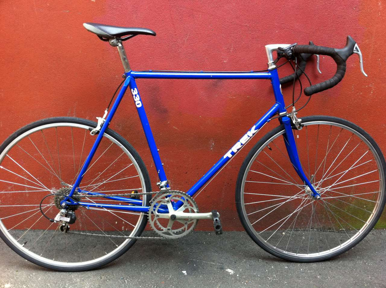 Bike Boom Refurbished Bikes 1990 Trek 330