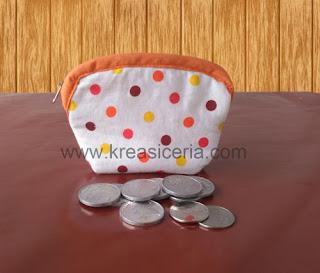 Dompet Koin dari Kain Perca dan Cara Membuatnya