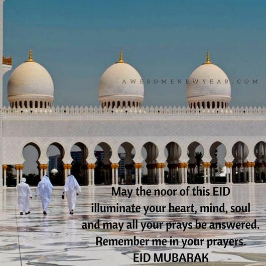 Edi mubarak greetings