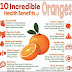 Incrediable Benefits of Orange