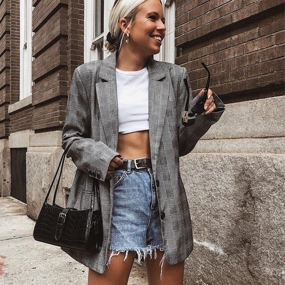 tendenza blazer oversize come indossare il blazer oversize come abbinare un blazer oversize tendenze autunno 2020 mariafelicia magno fashion blogger colorblock by felym