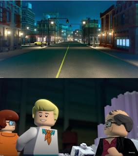 Lego Scooby-Doo Haunted Hollywood (2016)