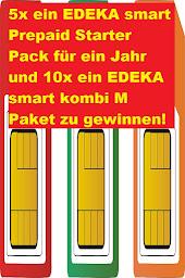 Edeka Prepaid Starter Paket Gewinnspiel