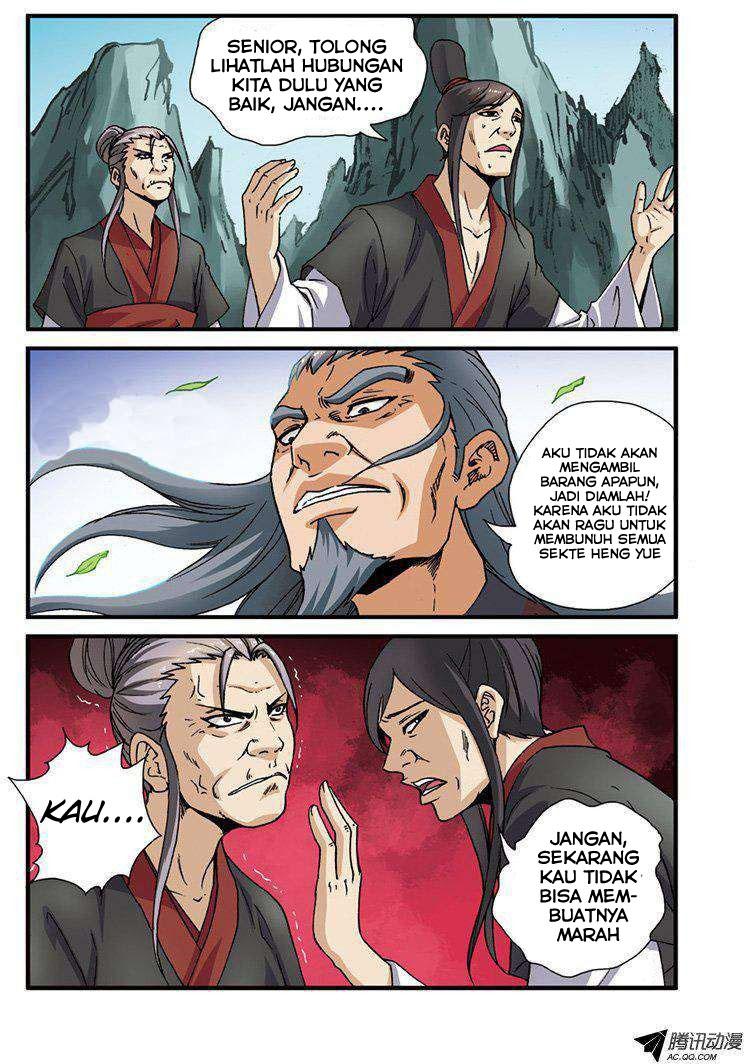 Dilarang COPAS - situs resmi www.mangacanblog.com - Komik xian ni 029 - chapter 29 30 Indonesia xian ni 029 - chapter 29 Terbaru 17|Baca Manga Komik Indonesia|Mangacan