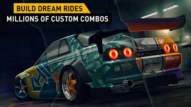 Need For Speed No Limits Mod Apk+Obb Data (Unlimited Money) Androidepic