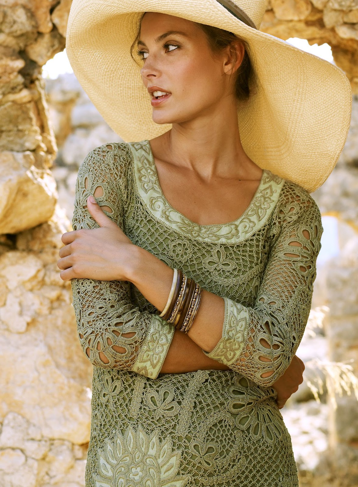Crinochet Beautiful Dresses