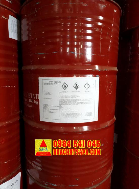 Hóa Chất SAPA | Dung môi Ethyl Acetate (EA)
