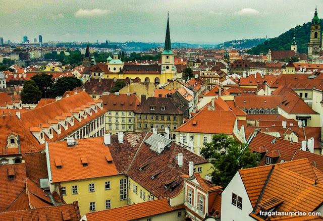 Dresden vista do topo da Torre Hausmann