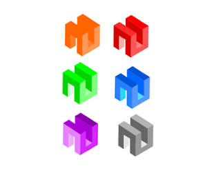 Free abstract cubes from Static Cat Games