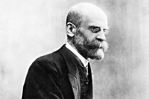 Emile Durkheim: La sociología del conocimiento
