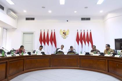 Anggarannya Gede, Presiden Jokowi: Ikuti Pameran Untuk Bangun Persepsi