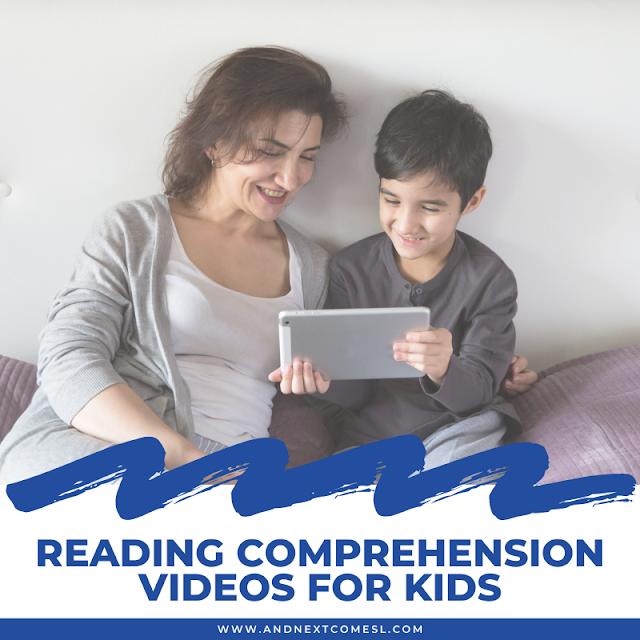 Reading comprehension videos for kids