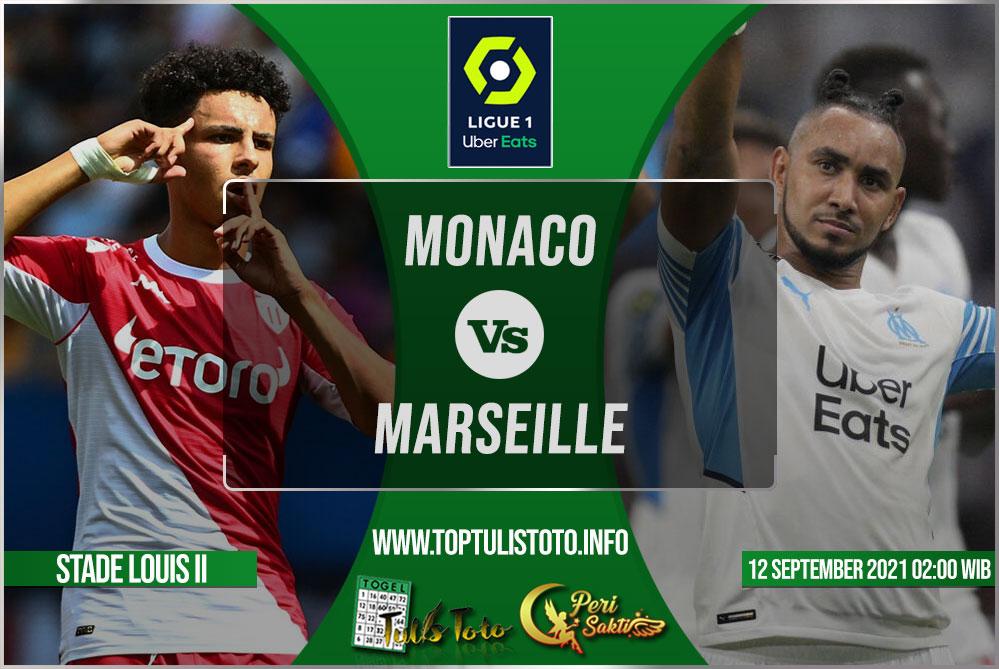 Prediksi Monaco vs Marseille 12 September 2021