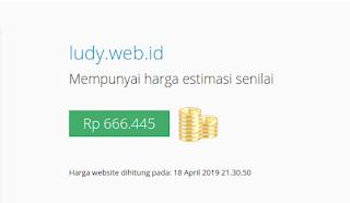 Cara Mudah Cek Harga Sebuah Website