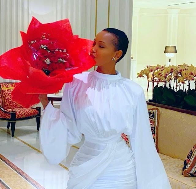 'I've Left A Man Because His Ex Was Ugly' - Huddah Monroe Drops Surprising Revelation