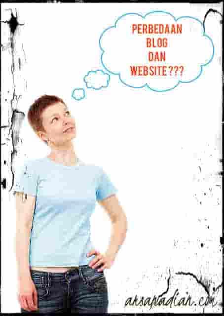 Perbedaan Antara Blog Dan Website