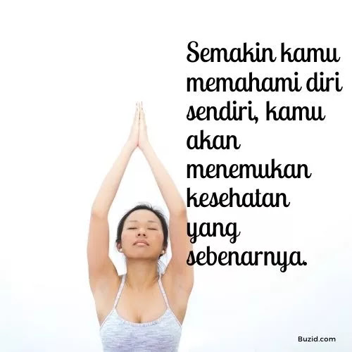 kata bijak hidup sehat