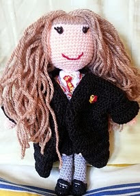 http://www.ravelry.com/patterns/library/hermione-granger-doll