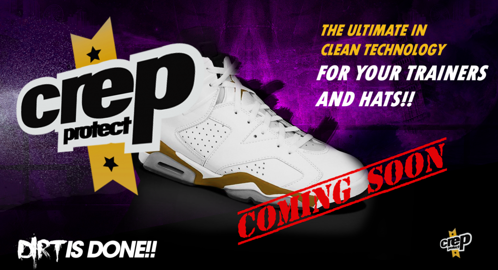 8b66dc94e5158d Crep Protect is an invisible spray on protective shield which depletes  water and stain from your shoes whilst keeping them dry !!! I had placed a pre  order ...