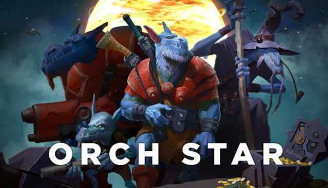 Orch Star — is a real-time sci-fi strategy for HTC Vive and Oculus Rift virtual reality devices.