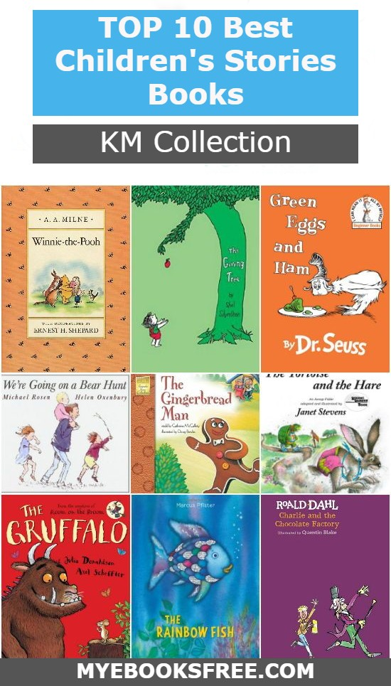 TOP 10 Best Children's Stories Books by KM Collection