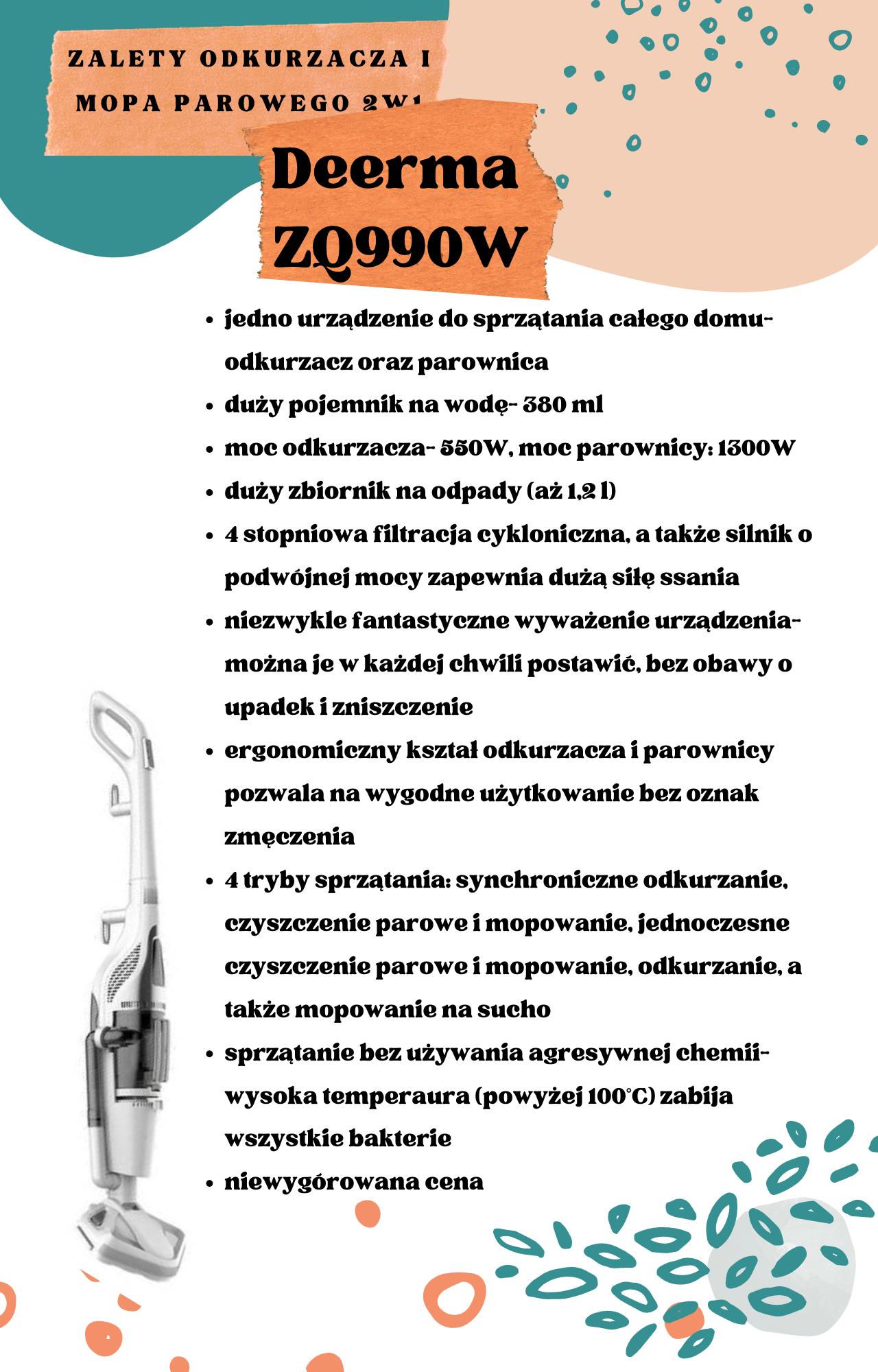 Deerma ZQ990W