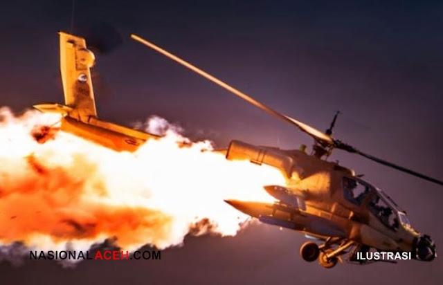 Helikopter yang Hilang Kontak di Papua Diduga Karena Diserang oleh OPM