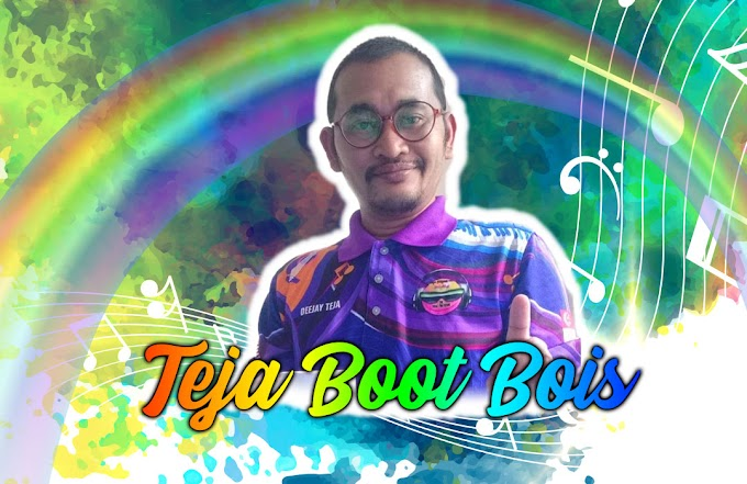 FOUNDER & DEEJAY: Teja Boot Bois