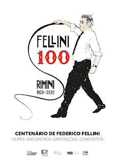 100 Anos Do Nascimento de Fellini Comemorados em Portugal Com Fellini 100