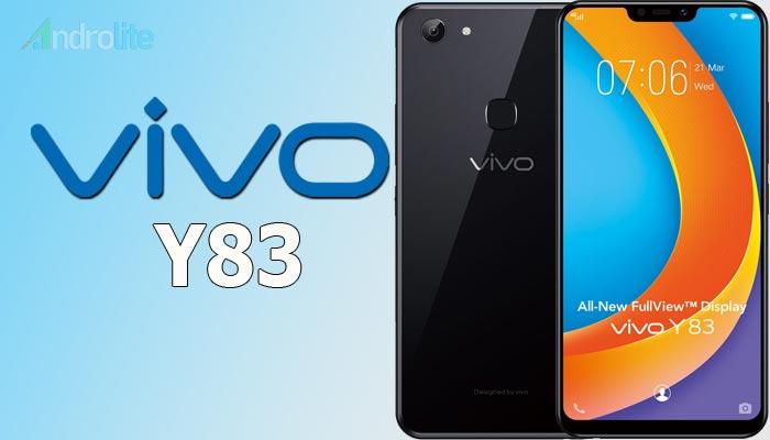 kembali meluncurkan smartphone terbarunya di beberapa negara Vivo Y83 - Update Harga Terbaru 2018 dan Spesifikasi Lengkap
