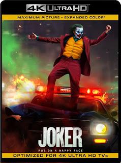 Joker (2019) BDRIP x265 [4K 2160p] Latino [Google Drive] Panchirulo