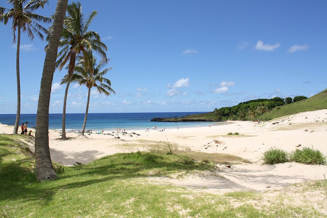 Conhecer a Ilha de Páscoa