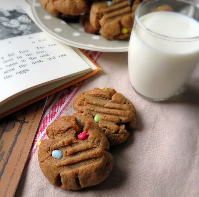 Big-Time Peanut Butter Cookies