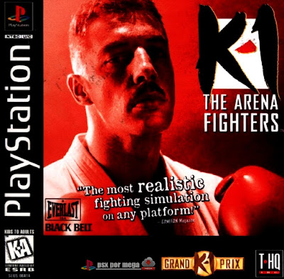 descargar k-1 the arena fighters psx mega