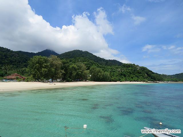 TAd Marine Resort @ Pulau Tinggi
