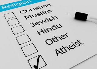 Ο αθεϊσμός δεν είναι θρησκεία