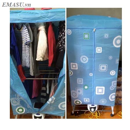 Cửa hàng bán máy sấy - tủ sấy quần áo Samsung HD-882F chính hãng giá rẻ nhất Hà Nội