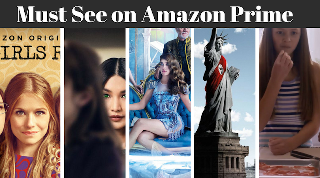 5 Seriously Must See Shows on Amazon Prime