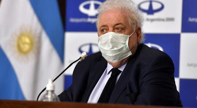 """Ginés: """"Argentina está negociando la prioridad en la asignación de vacunas"""""""