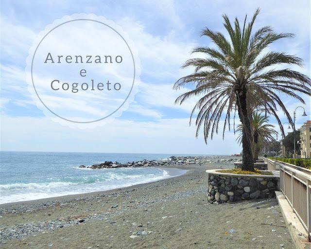 Arenzano e Cogoleto: borghi nella riviera di ponente