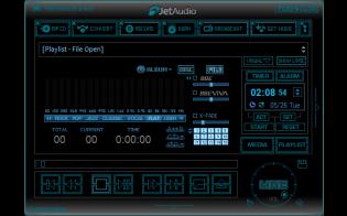 Mac Super Black (Jet Audio Skin) Full Download