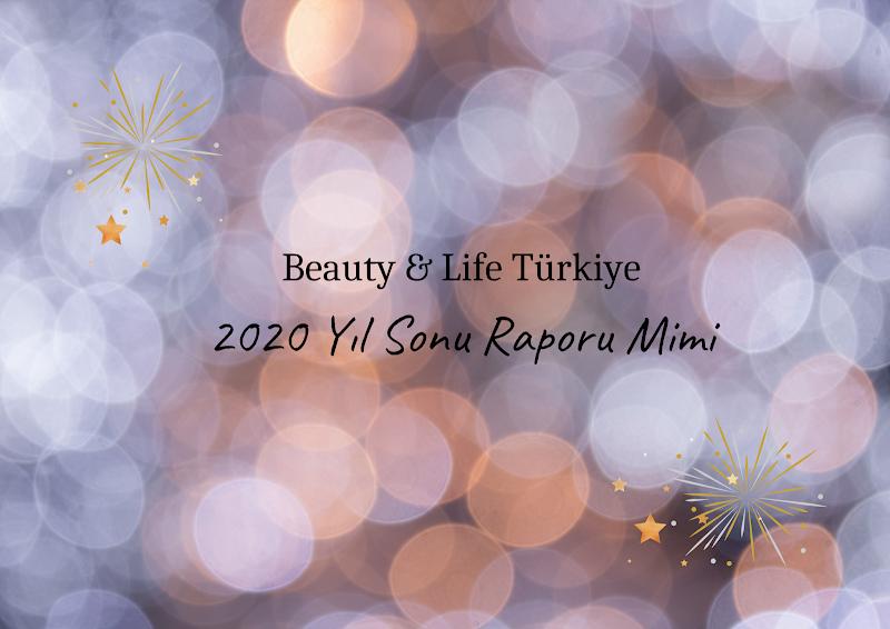 2020 Yıl Sonu Raporu Mimi