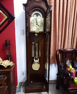 đồng hồ tủ Sligh 0840-1-AN